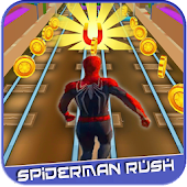 Subway Spider rush