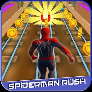 Subway Spider rush