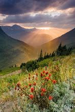 Photo: Going to Sun Road, Glacier National Park, Montana (MT), USA