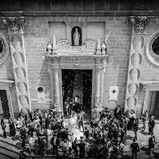 Vestuvių fotografas Alessandro Spagnolo (fotospagnolonovo). Nuotrauka 14.05.2018