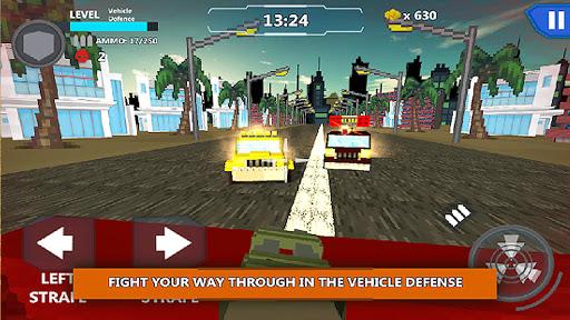 Cube Wars Battle Survival apkdebit screenshots 5