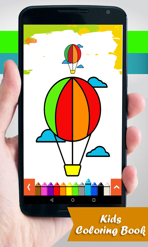 Ipad Coloring Book Le Pencil : Kids coloring book android apps on google play
