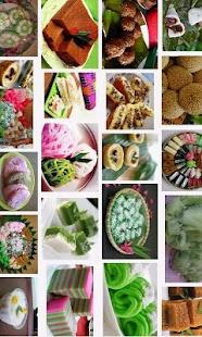 Resep Kue Tradisional Nusantara - náhled
