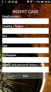 Tropical telemedicine screenshot 0