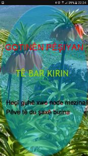 Gotinên Pêşiyan Kürtçe Atasözü - náhled
