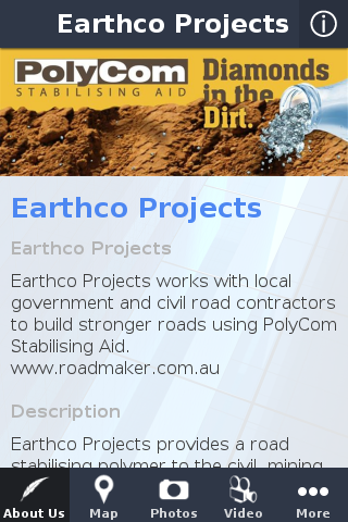 Earthco Projects- screenshot