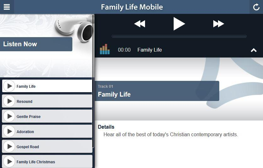 Family Life Mobile- screenshot