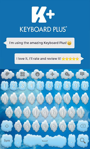 Clouds Keyboard