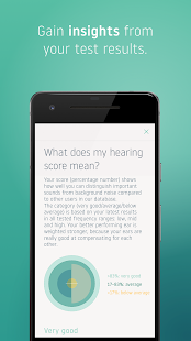 Download Mimi Hearing Test For PC Windows and Mac apk screenshot 5