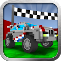 Blocky Rally Racing icon