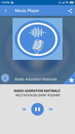 MATINALE GRATUITEMENT TÉLÉCHARGER RADIO ADORATION