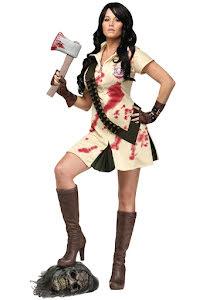 Zombiejägare, dam