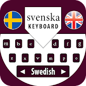 Swedish Keyboard 2019,Typing  App With Emoji Android APK Download Free By ANES Developers