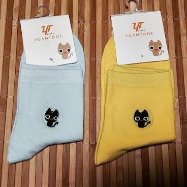 小貓長襪子