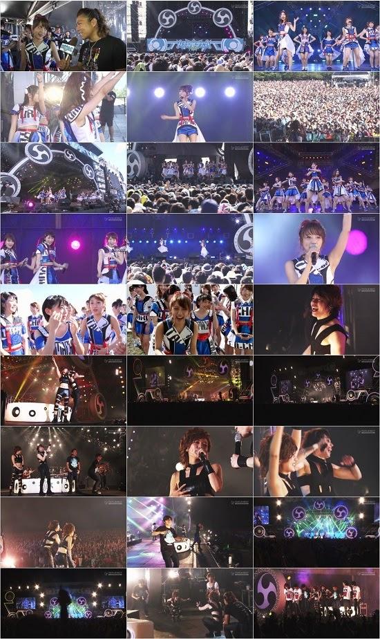 (TV-Music)(1080i) AKB48 Part – イナズマロック フェス 2015 Day2 151122