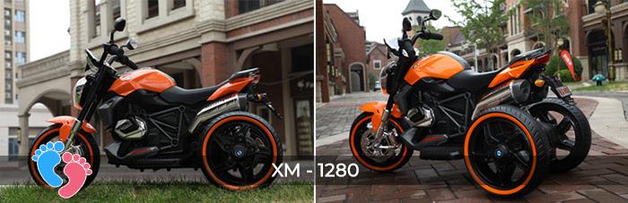 Xe moto điện cho bé XM-1280 2