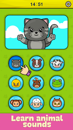 Baby phone - games for kids 1.45 screenshots 2