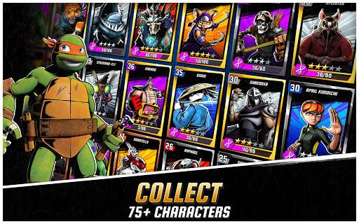 Tải Ninja Turtles: Legends (Mod Money) 1 11 39 APK Miễn Phí Cho