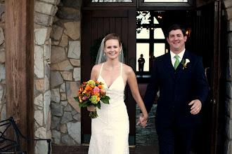 "Photo: ""Just Married!"" ~ Cliffs at Glassy Chapel 11/09 - http://www.WeddingWoman.net ~"