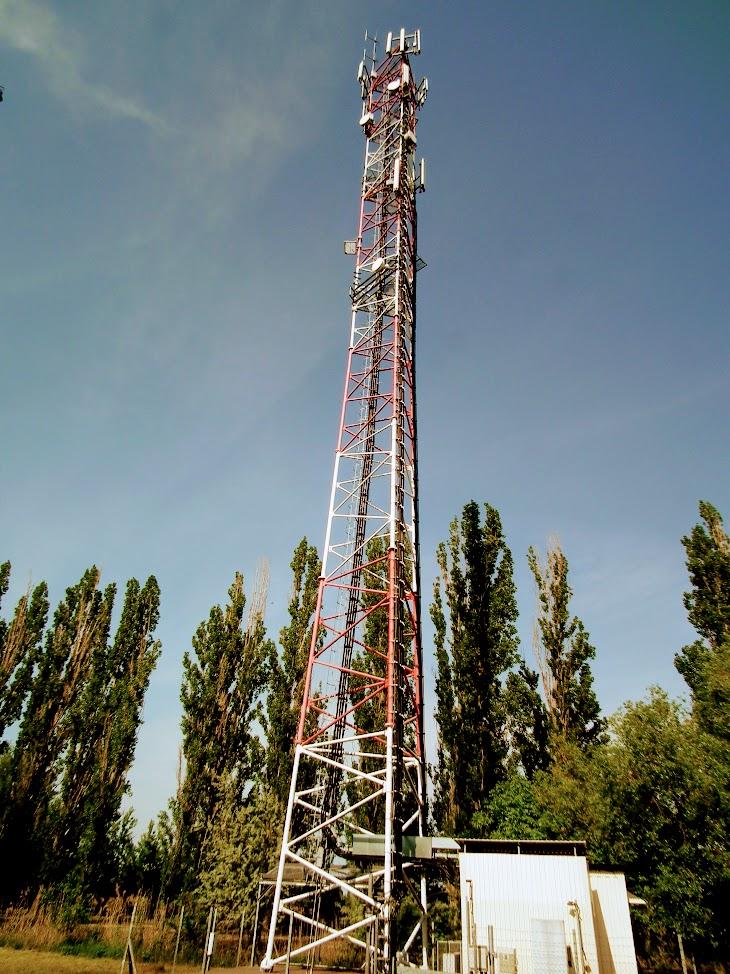 Siófok/Balatonszéplak, Vadkacsai dűlő - helyi URH-FM adóállomás