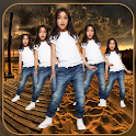 Echo mirror photo editor – Echo Magic Effects icon