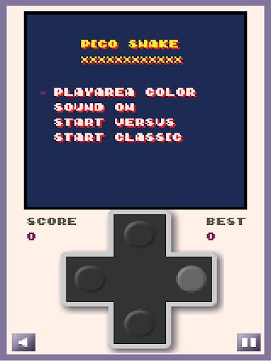 PICO Snake VS Snake - Retro Phone Game 1.08 screenshots 2