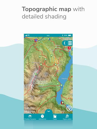 RealityMaps: 3D map with tours, GPS navigation 0.1.9.200812 screenshots 10