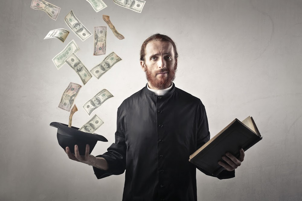 BARRY RITHOLTZ: As jy godsdiens, politiek en investering meng ...