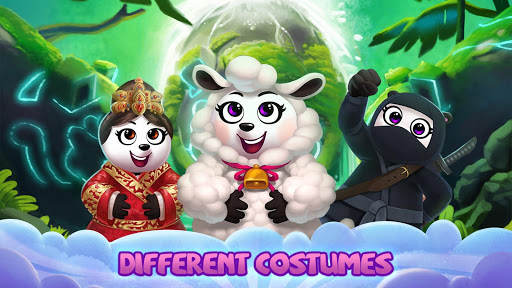 Panda Pop! Bubble Shooter Saga & Puzzle Adventure screenshot 12