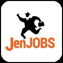 JenJOBS.com Job Search icon