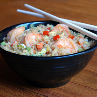 Low Fat Shrimp Fried Rice Recipes