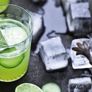 Cucumber Gimlet Recipe