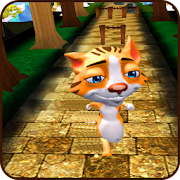 Game Running kitten and Dog Subway Runner Endless Game APK for Windows Phone