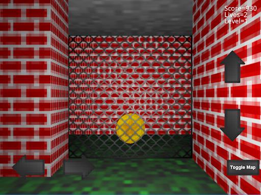 Pixelated Labrynth screenshot 2