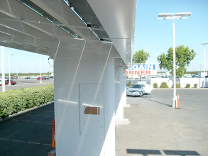 Photo: Chevrolet Volt charging station in Modesto, CA
