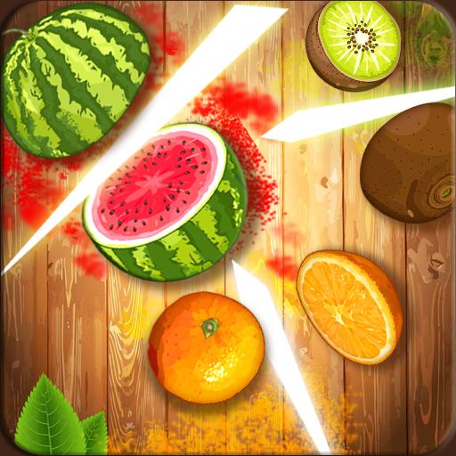 Fruit Slice Cut