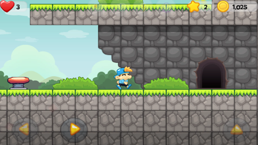 Luccas World - Jungle Adventure 7.0 screenshots 17