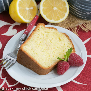Greek Lemon Bundt Cake.