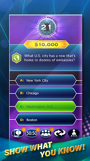 Millionaire Trivia: Who Wants To Be a Millionaire? 이미지[5]