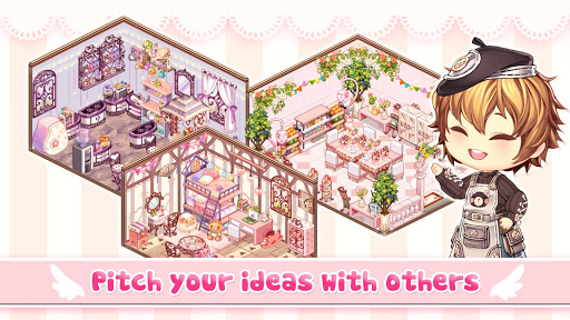 Kawaii Home Design - Decor & Fashion Game filehippodl screenshot 3