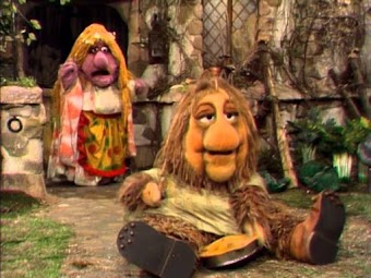 The Lost Treasure Of The Fraggles