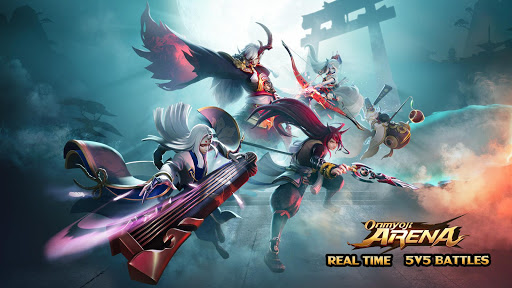 Onmyoji Arena  screenshots 1