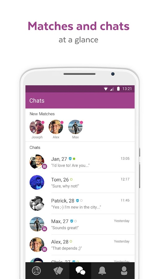 LOVOO - Chat & Dating App- screenshot