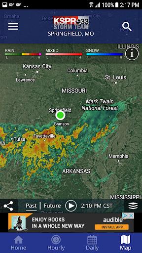 KSPR Weather  screenshots 4