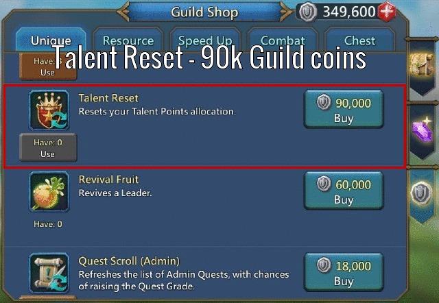 Lords Mobile: Guild Showdown