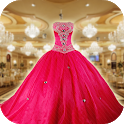 Royal Wedding Gown Photo Maker 2019 icon
