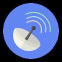 GPS-Status Data: Signal,Radars icon