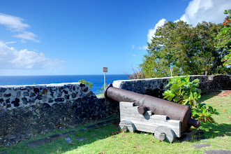Photo: Fort Olive - Vieux-Fort