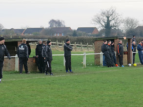 Photo: 12/01/13 v Friar Lane & Epworth (Leicestershire Intermediate Cup Q-F) 1-6 - contributed by Leon Gladwell