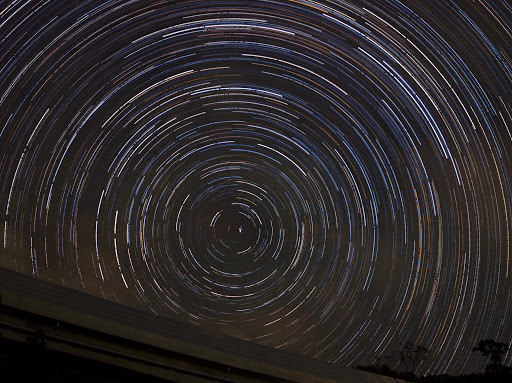 Star Trail 081912